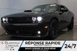 2021 Dodge Challenger R/T * SHAKER * CRUISE ADAPTATIF * ALPINE *  - BC-S2309  - Blainville Chrysler