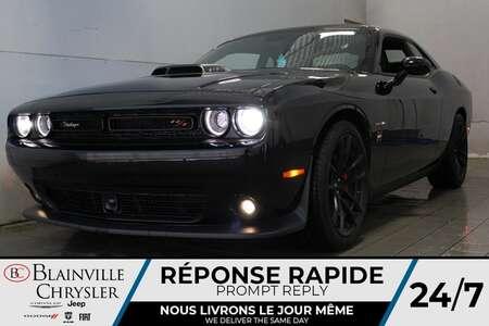 2021 Dodge Challenger R/T * SHAKER * CRUISE ADAPTATIF * ALPINE * for Sale  - BC-S2309  - Blainville Chrysler