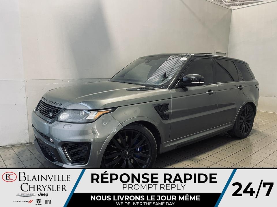 2016 Land Rover Range Rover  - Blainville Chrysler