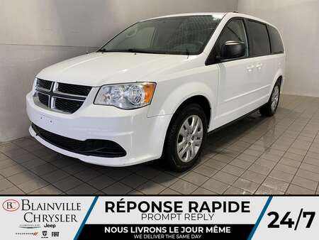 2014 Dodge Grand Caravan STOW'N'GO * CRUISE * ÉCO MODE for Sale  - BC-S2081A  - Blainville Chrysler