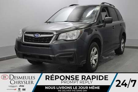 2017 Subaru Forester 2.5I *AWD *CAM RECUL * SIEGES CHAUFFANTS for Sale  - DC-E2272  - Blainville Chrysler