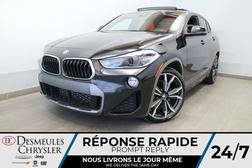 2018 BMW X2 xDrive28i AWD * TOIT PANO * A/C *SIEGES CHAUFFANTS  - DC-21768A  - Blainville Chrysler