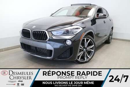 2018 BMW X2 xDrive28i AWD * TOIT PANO * A/C *SIEGES CHAUFFANTS for Sale  - DC-21768A  - Blainville Chrysler