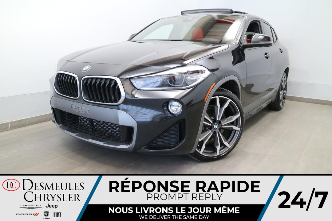 2018 BMW X2  - Blainville Chrysler