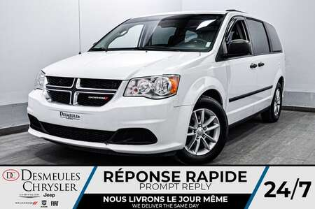 2016 Dodge Grand Caravan * AUTOMATIQUE * A/C * 7 PASSAGERS * CRUISE * for Sale  - DC-20782A  - Blainville Chrysler