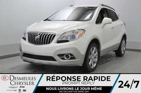 2016 Buick Encore Premium AWD * SIEGES ET VOLANT CHAUFFANTS * GPS for Sale  - DC-S2370  - Blainville Chrysler