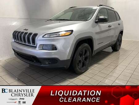 2017 Jeep Cherokee CAM RECUL * SIEGES/VOLANT CHAUFFANTS * BLUETOOTH for Sale  - BC-21259A  - Blainville Chrysler
