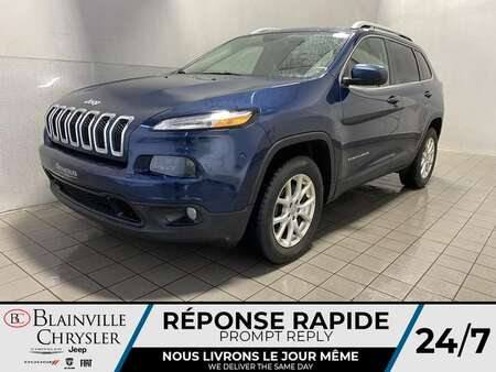 2018 Jeep Cherokee NORTH * CAM RECUL * SIEGES/VOLANT CHAUFFANTS * for Sale  - BC-D2129A  - Blainville Chrysler