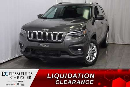2019 Jeep Cherokee North * UCONNECT 7PO* BLUETOOTH* 4X4* 103$/SEM* for Sale  - DC-90002  - Desmeules Chrysler