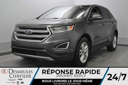 2018 Ford Edge SEL * ECOBOOST * AWD * SIEGES CHAUFFANTS for Sale  - DC-C2377  - Blainville Chrysler