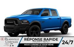 2021 Ram 1500 Warlock V8 3.92 * Ens REMORQUAGE ( 10230LBS )  - BC-21604  - Blainville Chrysler