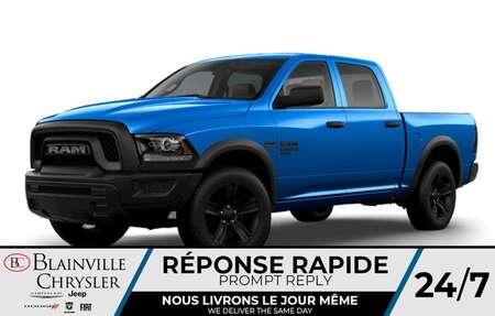 2021 Ram 1500 Warlock V8 3.92 * Ens REMORQUAGE ( 10230LBS ) for Sale  - BC-21604  - Blainville Chrysler