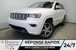 2021 Jeep Grand Cherokee OVERLAND AWD * NAVIGATION * TOIT OUVRANT * CUIR *  - DC-21683  - Blainville Chrysler