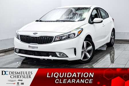 2018 Kia FORTE Forte * CAM RECUL * SIEGES CHAUFFANTS * BLUETOOTH for Sale  - DC-C2310  - Blainville Chrysler