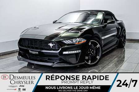 2020 Ford Mustang GT Premium CALIFORNIA SPECIAL * EXHAUST * 5.0L for Sale  - DC-U2321  - Blainville Chrysler