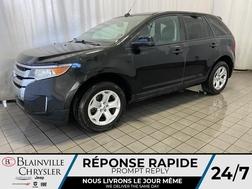 2014 Ford Edge SEL * TOIT PANO * NAV * CAM RECUL * BANC CUIR *  - BC-90529B  - Blainville Chrysler