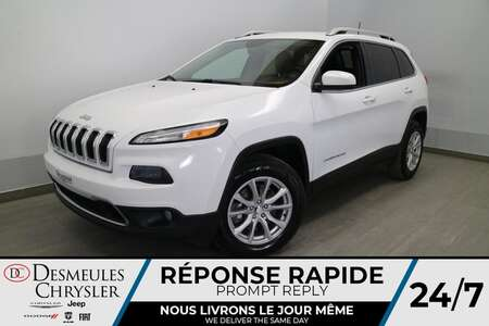 2016 Jeep Cherokee 4WD * GPS * SIEGES/VOLANT CHAUFFANTS * CAM RECUL for Sale  - DC-U2419  - Blainville Chrysler