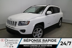 2015 Jeep Compass High Altitude 4WD TOIT OUVRANT * CUIR * A/C *  - DC-S2405A  - Desmeules Chrysler