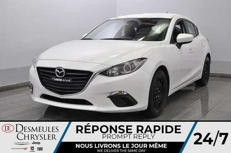 2015 Mazda Mazda3 I Touring * CAM RECUL * SIÈGES CHAUFFANTS for Sale  - DC-2015  - Desmeules Chrysler