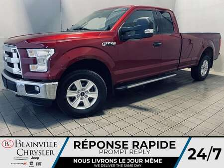 2016 Ford F-150 4WD SuperCab * CRUISE * CAMERA DE RECUL * 6 PLACES for Sale  - BC-S2246  - Desmeules Chrysler