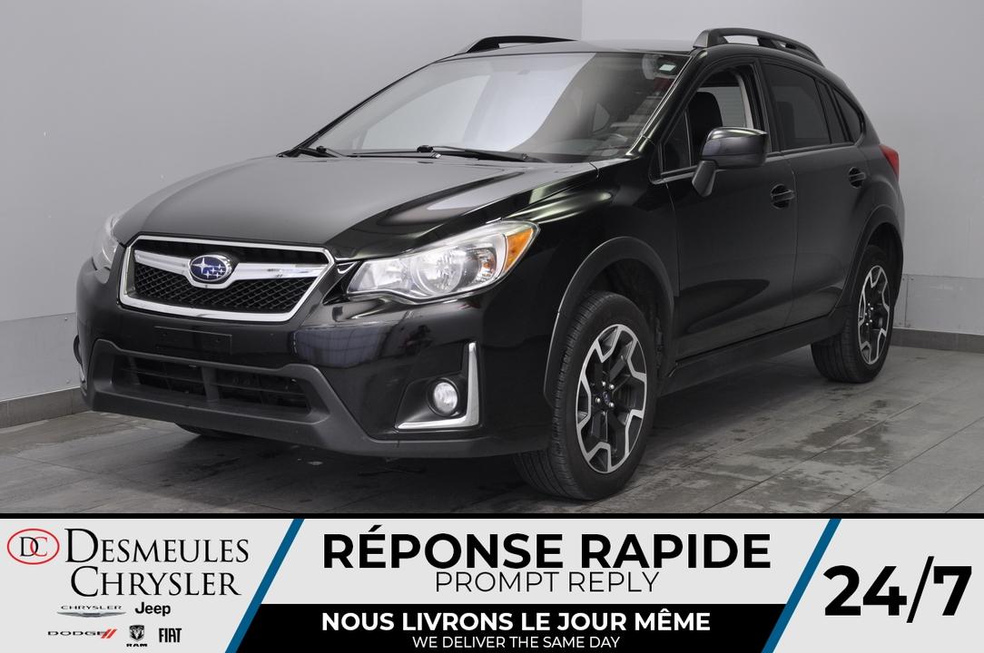 2016 Subaru Crosstrek  - Blainville Chrysler