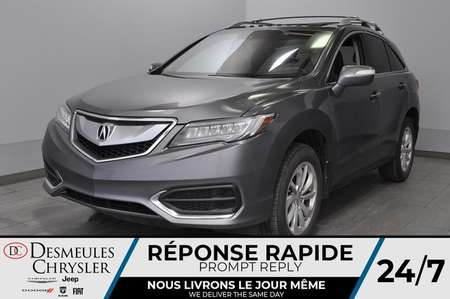 2017 Acura RDX a/c + toit ouv + bancs chauff + bluetooth + cam for Sale  - DC-L2057  - Desmeules Chrysler