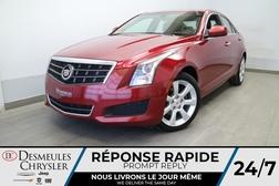 2014 Cadillac ATS Standard AWD TURBO * A/C * CUIR * BLUETOOTH *  - DC-S2783  - Desmeules Chrysler