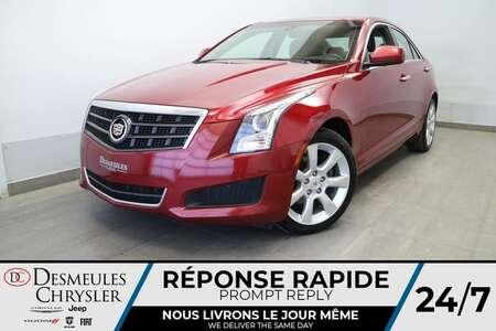 2014 Cadillac ATS Standard AWD TURBO * A/C * CUIR * BLUETOOTH * for Sale  - DC-S2783  - Blainville Chrysler
