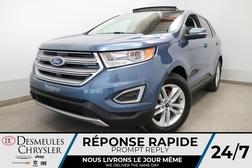 2018 Ford Edge SEL AWD * NAVIGATION * TOIT OUVRANT * CUIR *  - DC-B2897A  - Blainville Chrysler