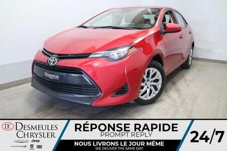 2017 Toyota Corolla LE * CAMERA DE RECUL * SIEGES CHAUFFANTS * for Sale  - DC-S2688  - Blainville Chrysler