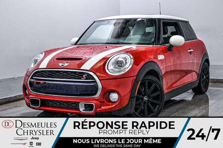 2014 Mini Cooper Hardtop * TOIT PANO * BLUETOOTH * CRUISE * CUIR for Sale  - DC-S2222A  - Blainville Chrysler