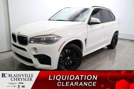 2016 BMW X5 M GPS * TOIT PANO * 4 SIEGES ET VOLANT CHAUFFANTS * for Sale  - BC-LUDO012  - Blainville Chrysler