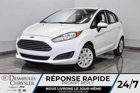 2015 Ford Fiesta S + a/c + bluetooth for Sale  - DC-L2005  - Desmeules Chrysler