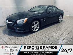 2013 Mercedes-Benz SL-Class CRUISE * SIEGES VENTILÉ * TOIT * INCROYABLE !  - BC-S2260  - Blainville Chrysler