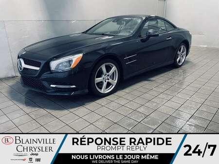 2013 Mercedes-Benz SL-Class CRUISE * SIEGES VENTILÉ * TOIT * INCROYABLE ! for Sale  - BC-S2260  - Blainville Chrysler