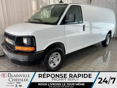 2016 Chevrolet Express Cargo Van * VITRE ARRIERE * NON ACCIDENTÉ for Sale  - BC-S1687  - Blainville Chrysler