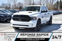 2020 Ram 1500 Express + Cam Rec + 4WD + Remorquage  - BC-20177  - Desmeules Chrysler
