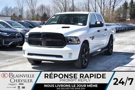 2020 Ram 1500 Express + Cam Rec + 4WD + Remorquage for Sale  - BC-20177  - Blainville Chrysler