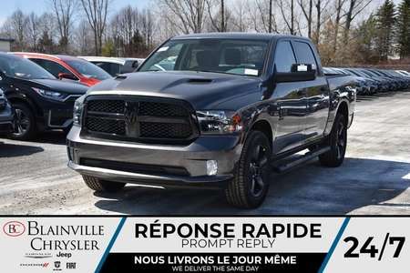 2020 Ram 1500 * NIGHT EDITION * CAPOT SPORT * MAGS 20 '' * for Sale  - BC-20193  - Desmeules Chrysler