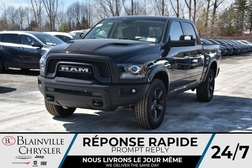 2020 Ram 1500 Warlock + Cam Rec + Sièges Chauff + Vol Chauff  - BC-20216  - Blainville Chrysler