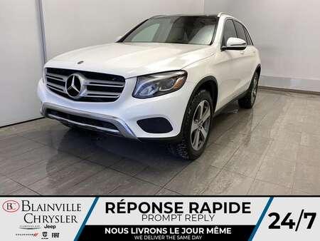2018 Mercedes-Benz GLC GLC 300 * GPS * CAM RECUL * TOIT PANO * BLUETOOTH for Sale  - BC-P1960  - Blainville Chrysler