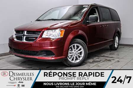 2020 Dodge Grand Caravan SXT Plus + BLUETOOTH + NAVIG *88$/SEM for Sale  - DC-20503  - Desmeules Chrysler