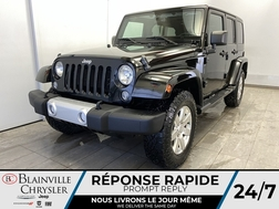 2015 Jeep Wrangler Unlimited 4WD * A/C * GPS *  - BC-21157A  - Blainville Chrysler
