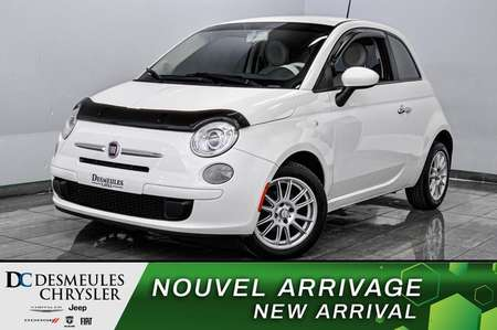 2012 Fiat 500 Pop + a/c for Sale  - DC-L2113  - Desmeules Chrysler