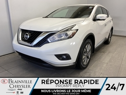 2015 Nissan Murano AWD * CAMERA 360 * GPS * SIEGES CHAUFFANTS *  - BC-P1995  - Blainville Chrysler