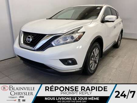 2015 Nissan Murano AWD * CAMERA 360 * GPS * SIEGES CHAUFFANTS * for Sale  - BC-P1995  - Blainville Chrysler