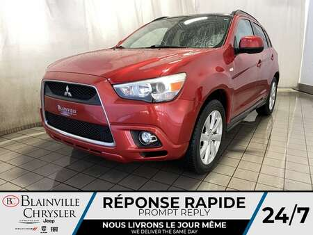 2012 Mitsubishi RVR GT AWD * CRUISE * BLUETOOTH * TOIT PANO * for Sale  - BC-20574A  - Blainville Chrysler