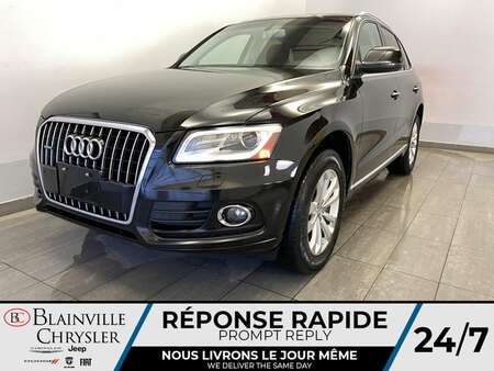2015 Audi Q5 2.0T Technik * GPS * CAMERA RECUL * TOIT PANO * for Sale  - BC-C1981  - Blainville Chrysler