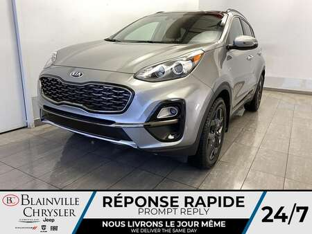 2020 Kia Sportage EX AWD * TOIT PANO * SIEGES/VOLANT CHAUFFANTS * for Sale  - BC-21153A  - Desmeules Chrysler