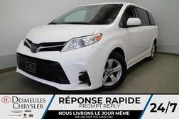 2019 Toyota Sienna LE * AUTOMATIQUE * AIR CLIMATISE * CAMERA DE RECUL  - DC-U2902  - Blainville Chrysler